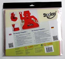 Der Stooksy Rappibot vereint Rasperry Pi Computerboard und Kamera zu einem attraktiven Gerät